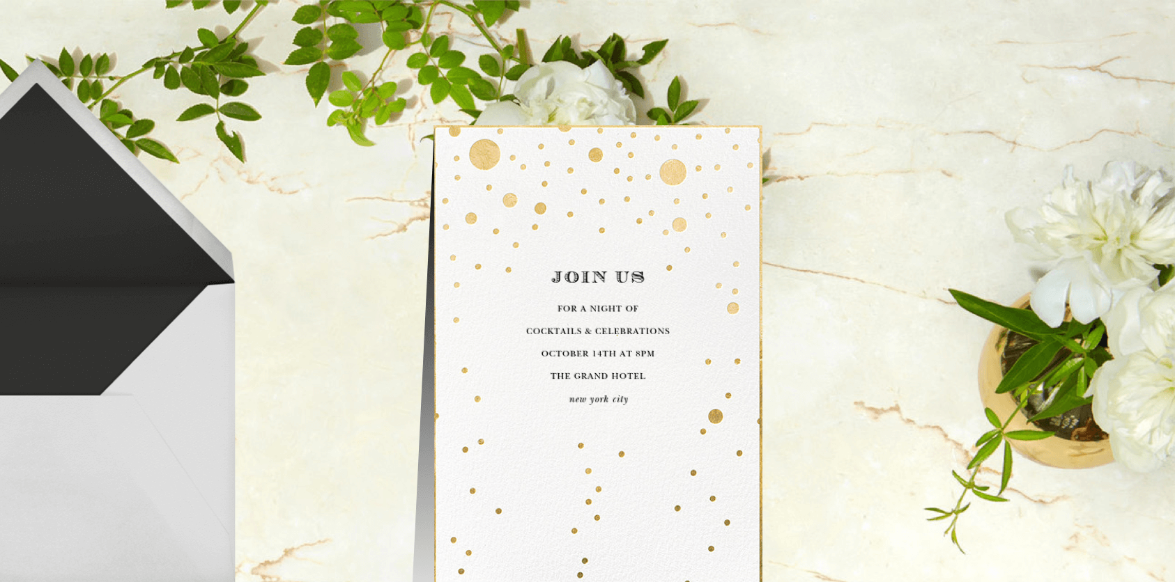 Invitations | Send online instantly | RSVP tracking